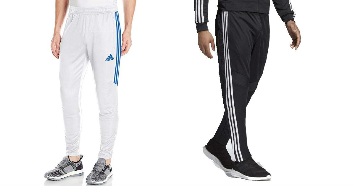 Adidas Men's Trio Training Pants ONLY $19.98 Shipped (Reg. $45)