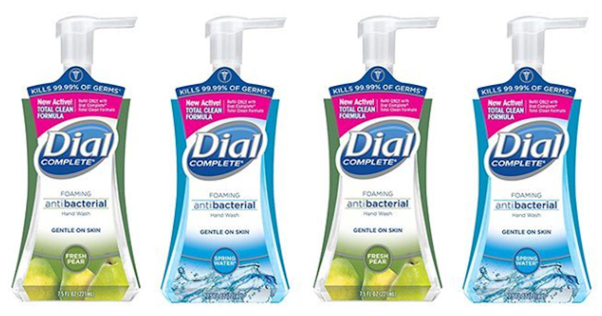 Dial Hand Soap Class Action Settlement Ends Today Free