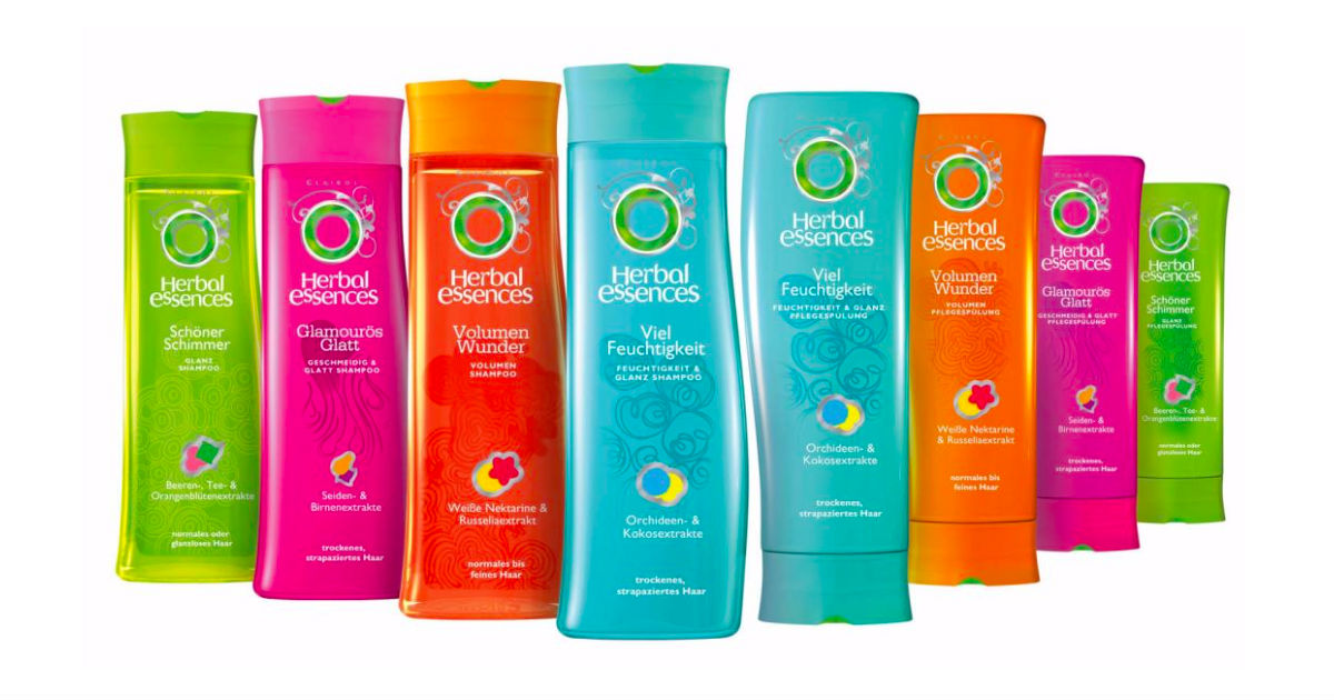 Herbal Essences Hair Care Only...