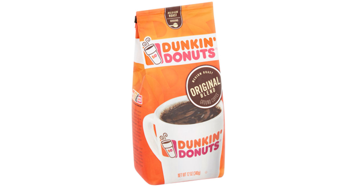 FREE Sample of Dunkin' Donuts.