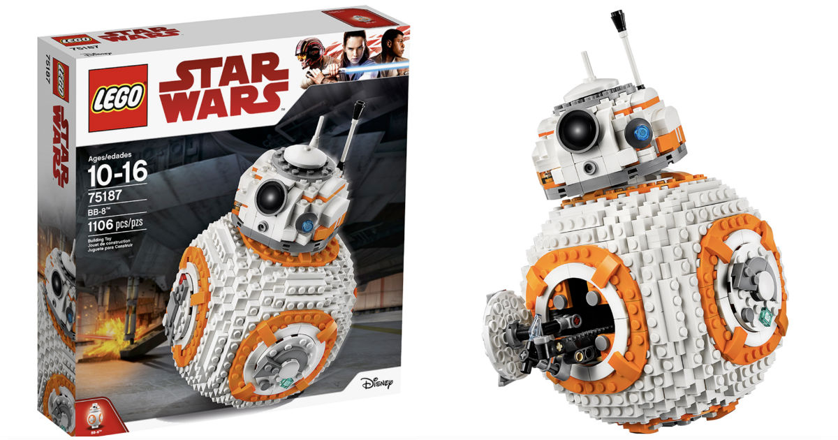 LEGO Star Wars BB-8 Building K...