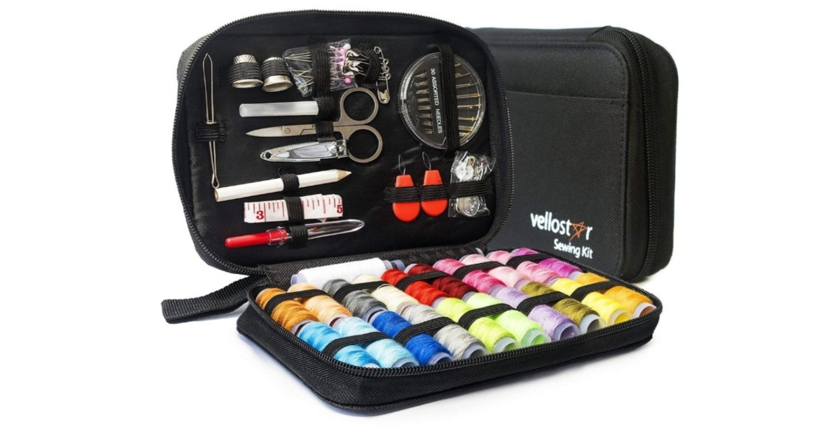 100-Piece Sewing Kit ONLY $9.75 Shipped (Reg. $26)