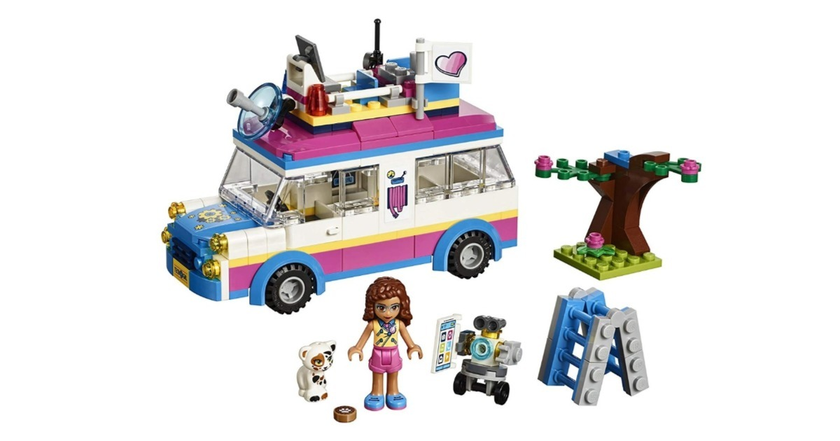 LEGO Friends Olivia on Amazon