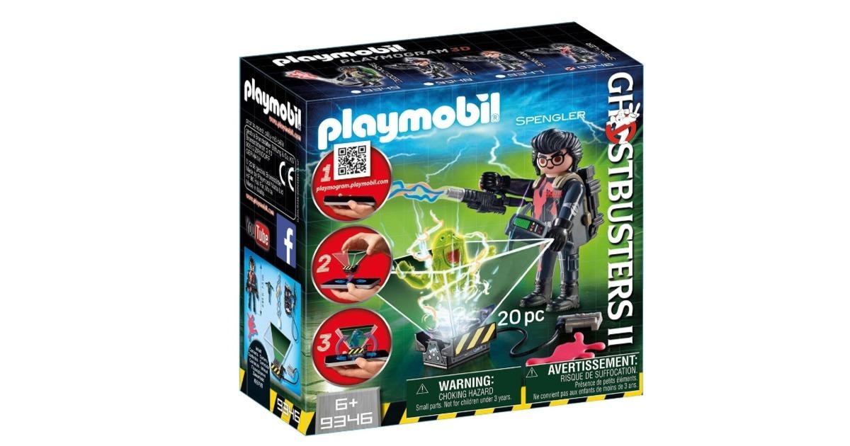 Playmobil Ghostbuster Egon Spengler ONLY $1.89 (Reg. $7.45)