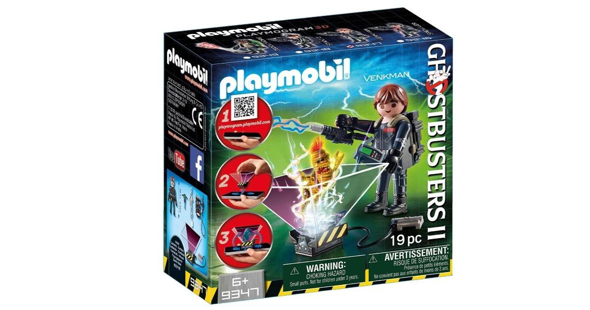 Palymobil Ghostbuster Peter Venkman ONLY $2.22 (Reg. $7.45)