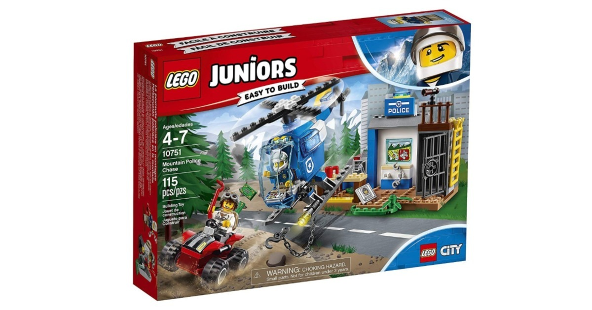 LEGO Mountain Police Chase ONLY $13.99 (Reg. $20)