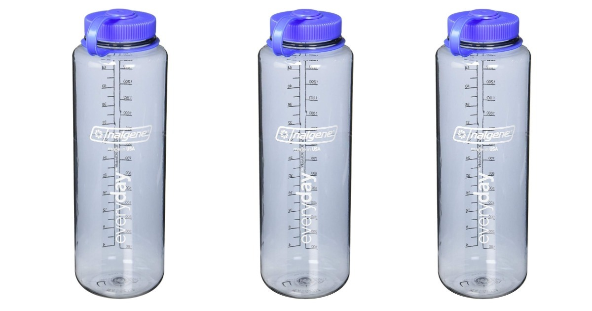 Nalgene Water Bottle ONLY $5.51 on Amazon (Reg. $13)
