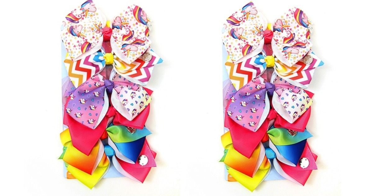 JoJo Siwa Bows Only $3.00 Each on Zulily