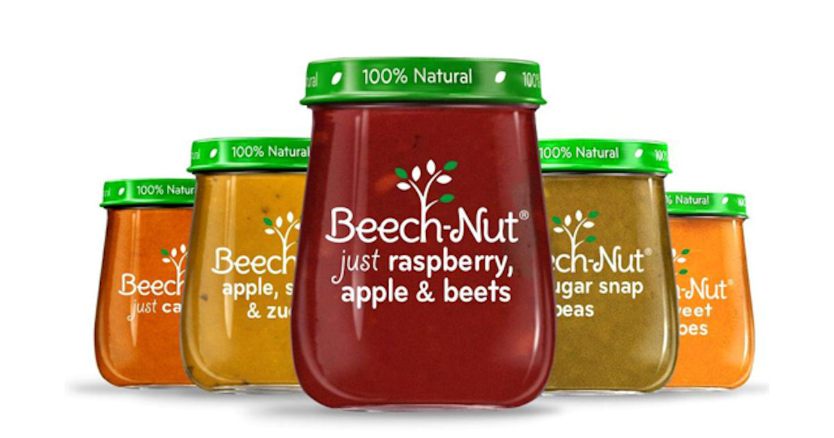 FREE Beech-Nut Naturals Mommy.