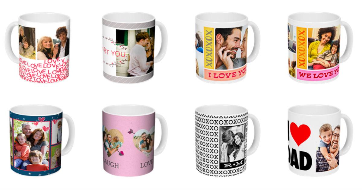 FREE Custom Mug with Code
