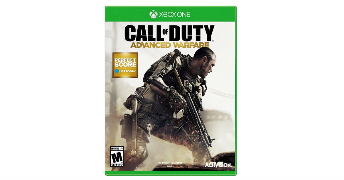 Call of Duty: Advanced Warfare ONLY $13.34 (Reg. $57)