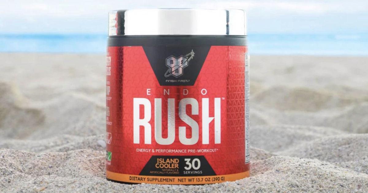 BSN Pre-Workout Powder ONLY $11.89 Shipped (Reg $28)