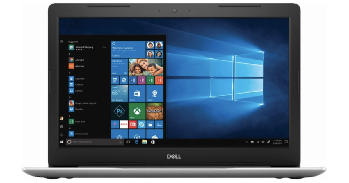 Dell Inspiron 15.6-In Touch-Screen Laptop ONLY $423.99 Shipped