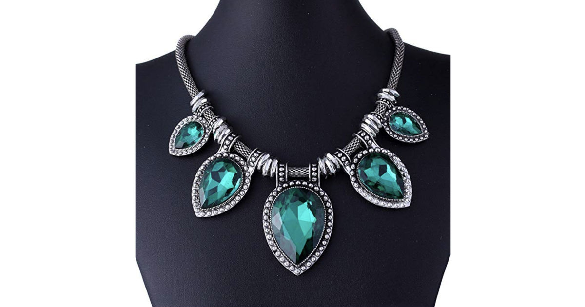 Drops of water Diamond Explosion Necklace ONLY $8 Shipped