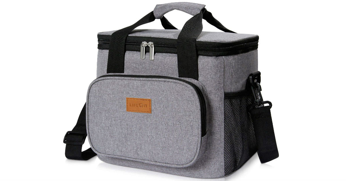Lifewit Insulated Lunch Bag ONLY $16.99 (Reg. $40)