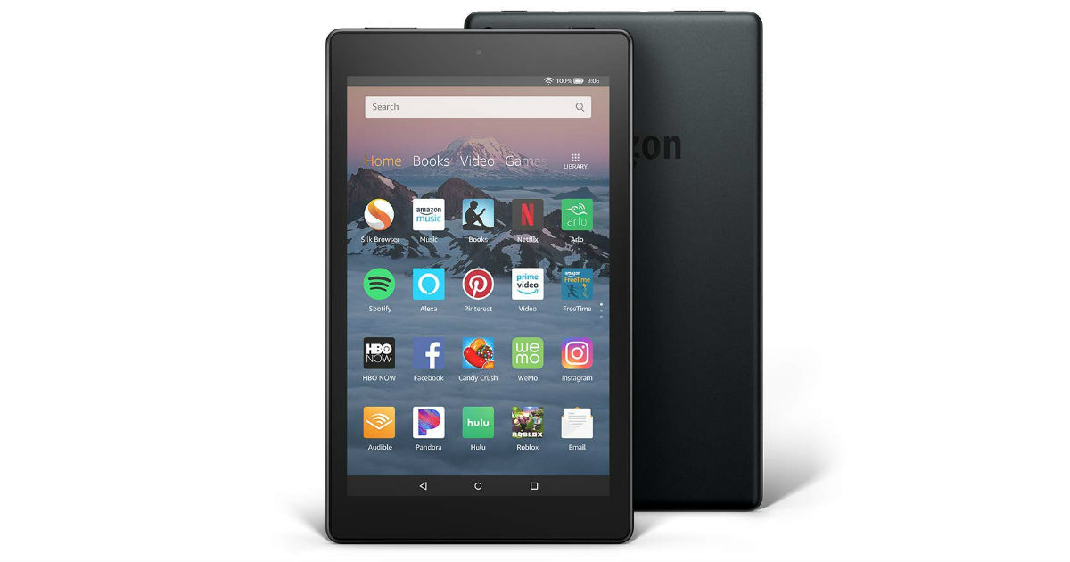 Fire HD 8 Tablet ONLY $49.99 Shipped (Reg. $80)