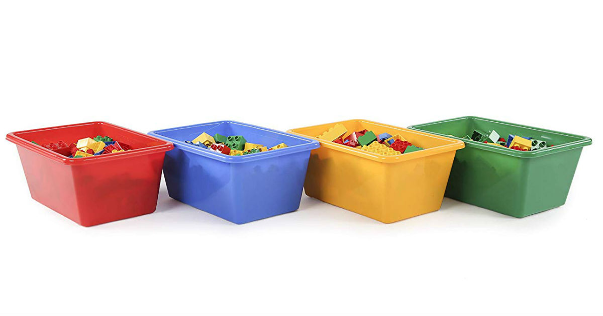 Tot Tutors Kids' Storage Bins ONLY $6.21 (Reg. $20)