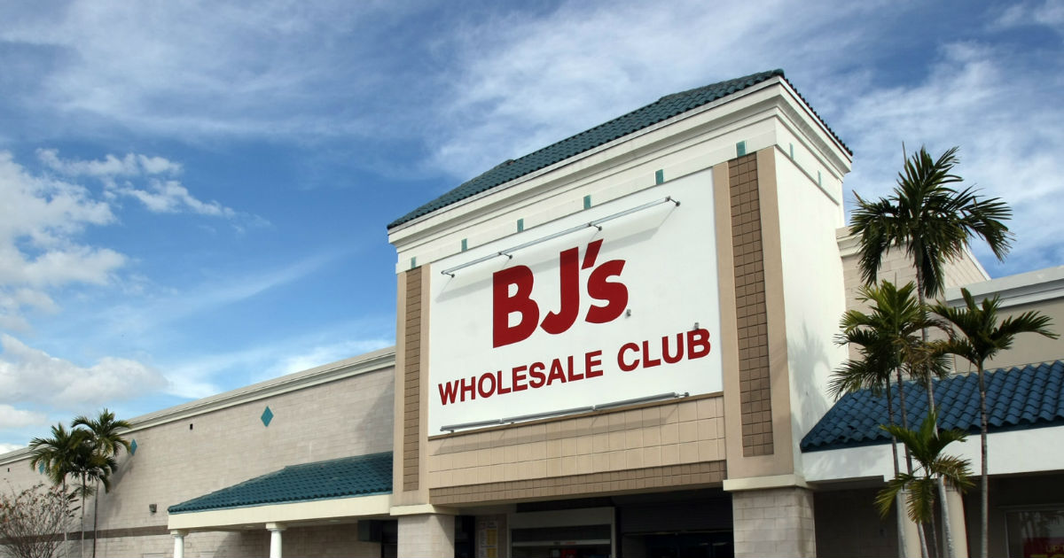 BJ's Membership's on Sale for.