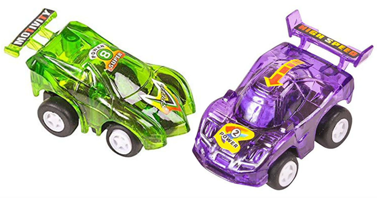Rhode Island Race Cars 12-Pack ONLY $4.71 (Reg. $13)