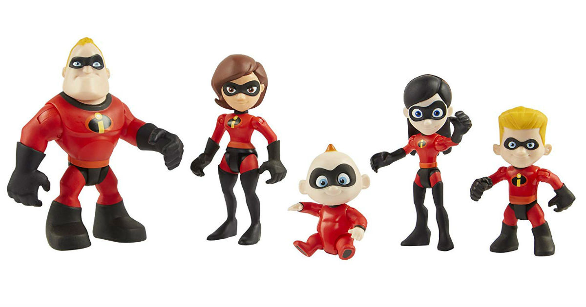 The Incredibles Family on Amazon