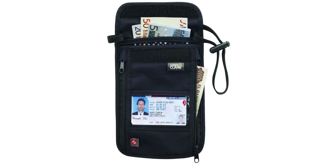Travel Pouch on Amazon
