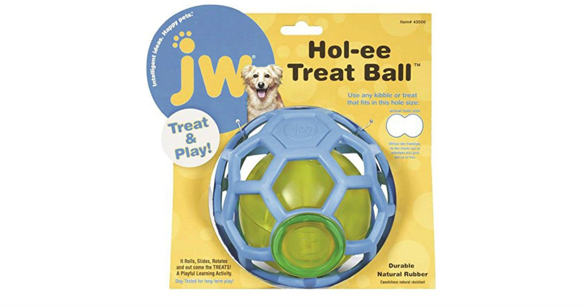JW Pet Dog Ball on Amazon