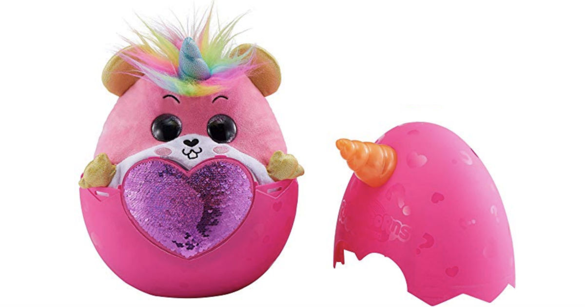 Rainbocorns Plush Toy ONLY $17.76 Shipped (Reg $25)