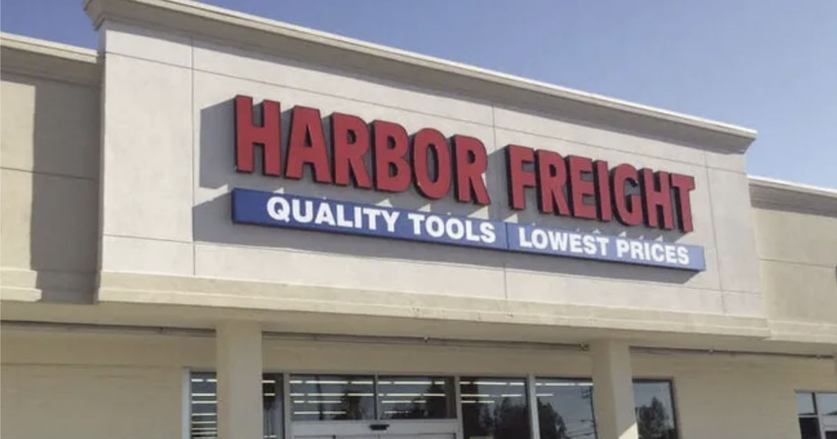 New Harbor Freight Coupon - 30% Off Any Single Item Under $10