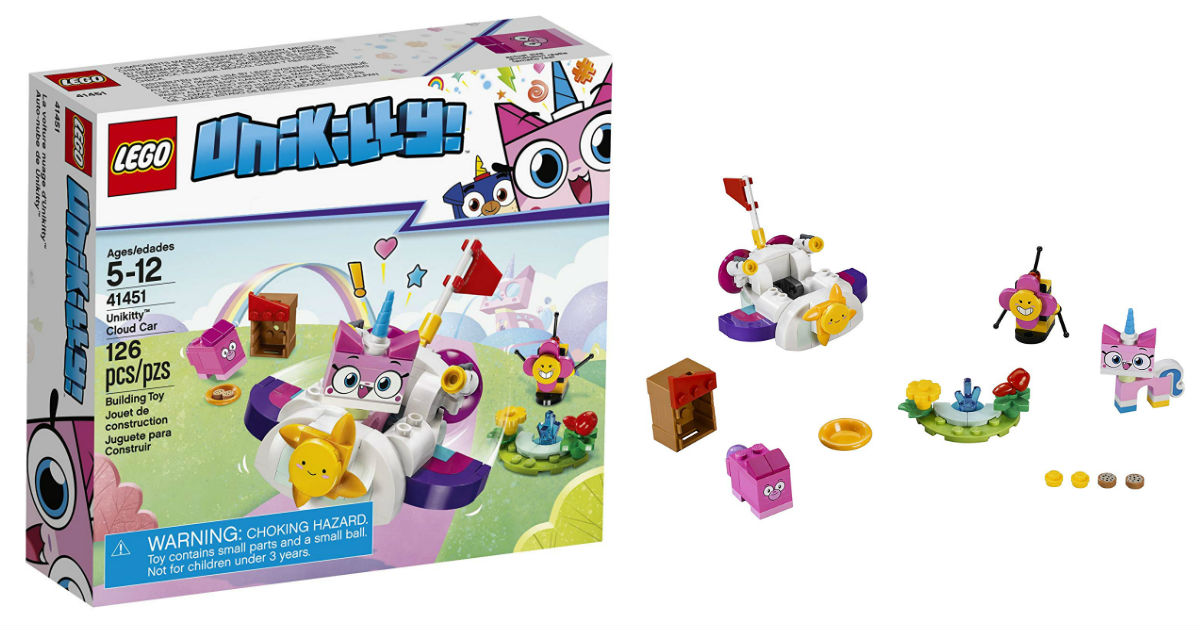 LEGO Unikitty on Amazon