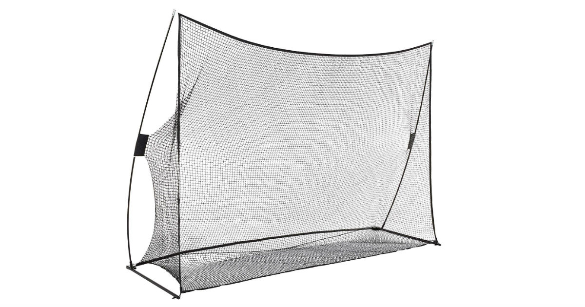 Portable Driving Practice Golf Net ONLY $54.18 (Reg. $100)