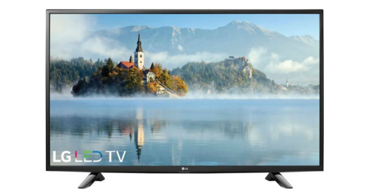 Win a 49-Inch Smart TV - Free Sweepstakes, Contests & Giveaways