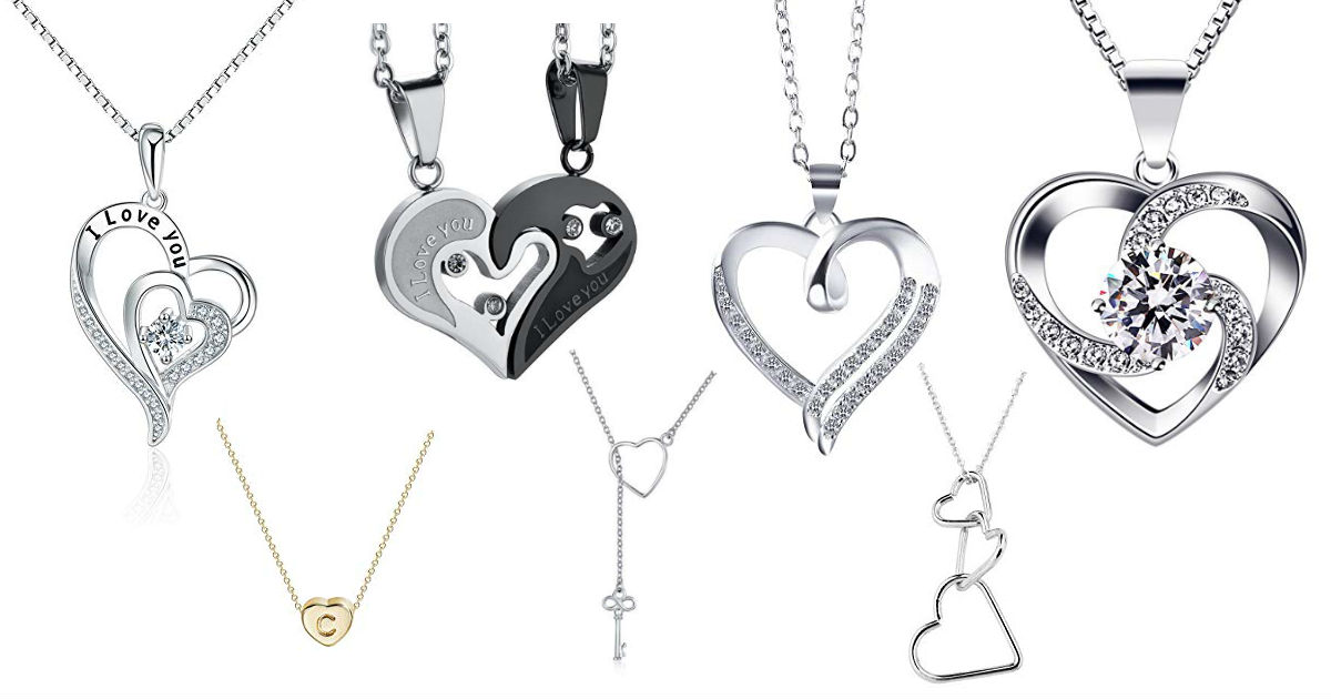 Women's Necklaces Under $20 - Valentine's Day Gifts