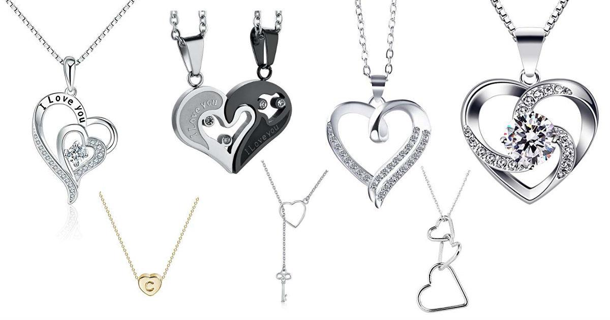 Women's Necklaces Under $20 - Valentine's Day Gifts
