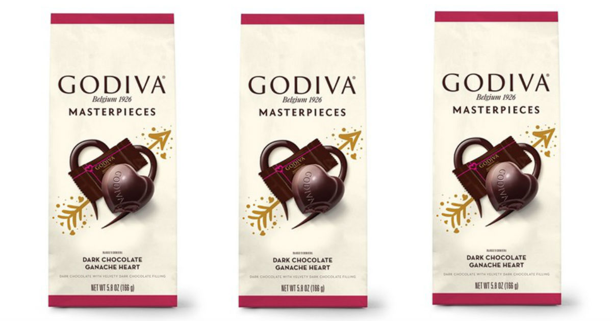 Godiva Valentine Masterpieces Only $0.87 at Target (Reg. $4.49)