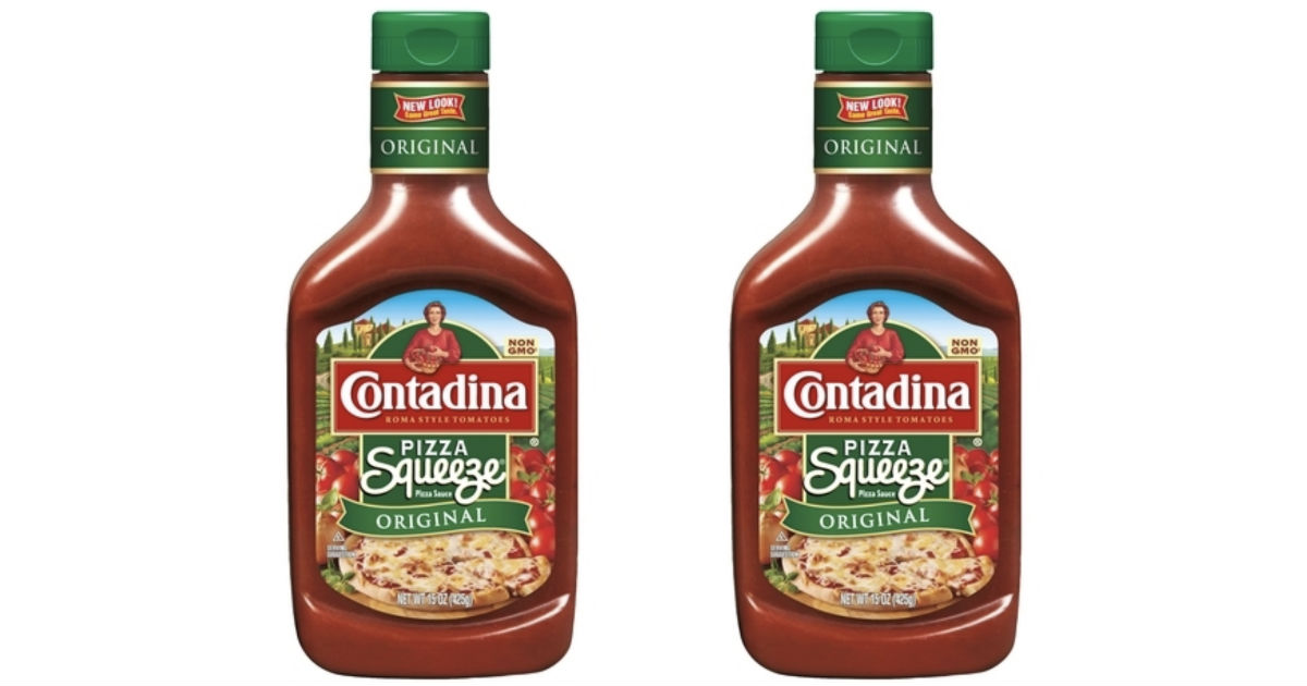Contadina Pizza Squeeze ONLY $0.95 (Reg $1.59) at Target