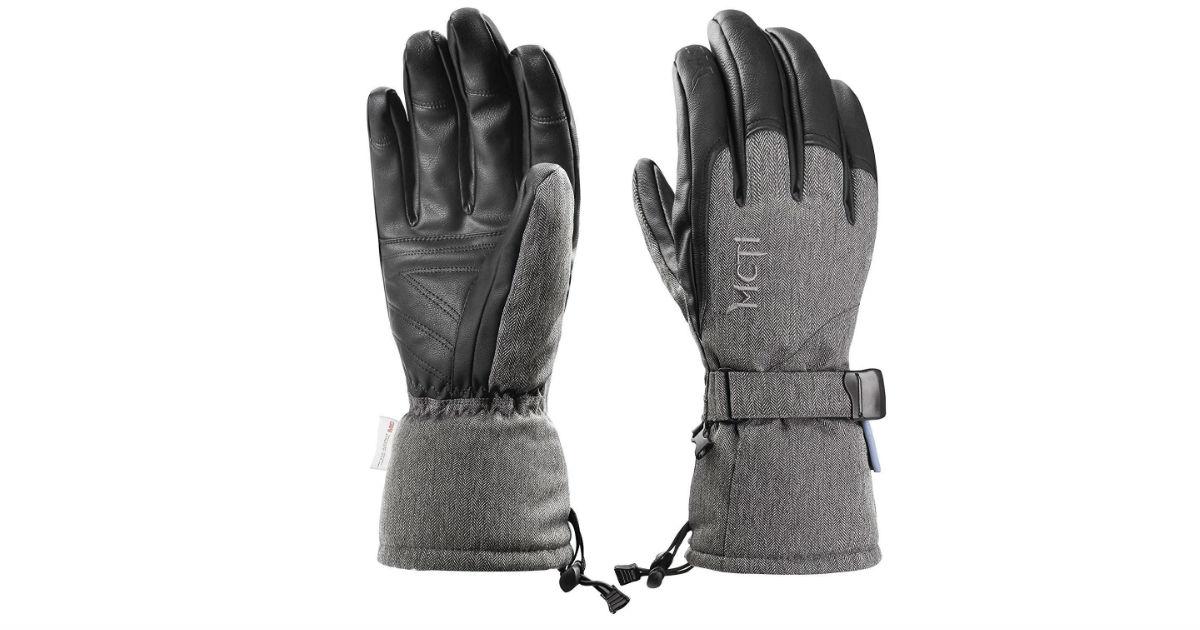 Ski Gloves ONLY $16.19 Shipped (Reg. $30)