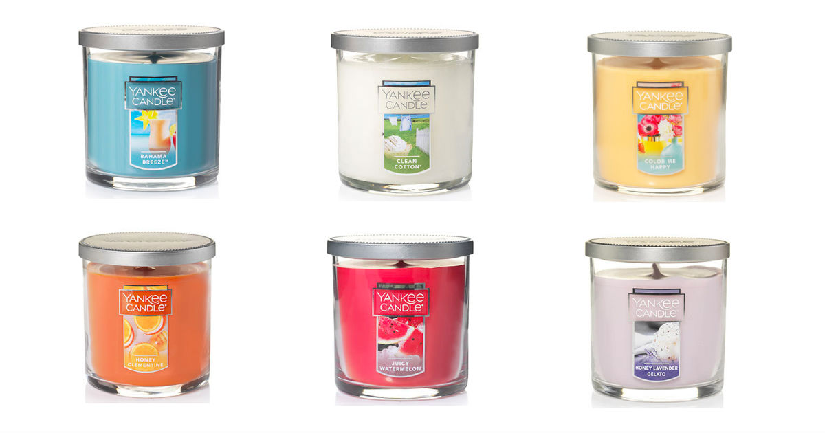 Yankee Candle Small Tumblers ONLY $5.67 (Reg. $17)
