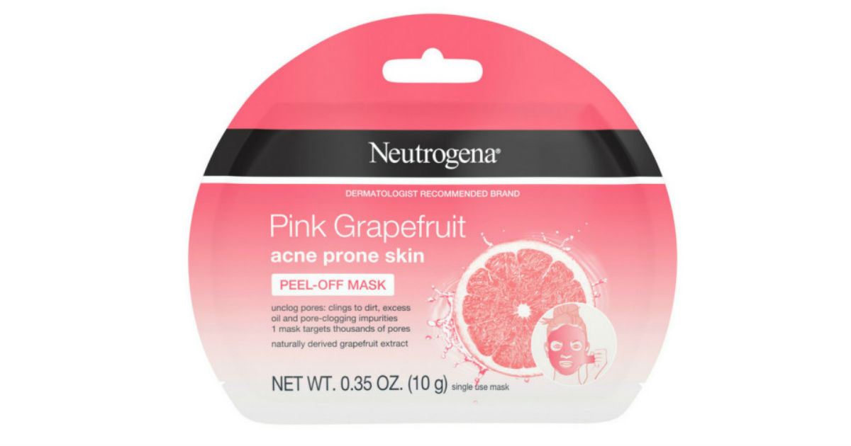 Moneymaker Neutrogena Acne Face Mask at Walmart