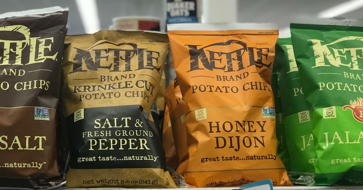 Kettle Potato Chips ONLY $2.00 at Walgreens