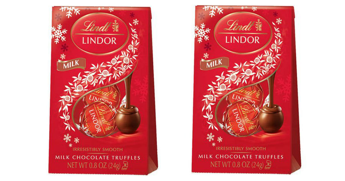 Free Lindt Lindor Chocolates at Target