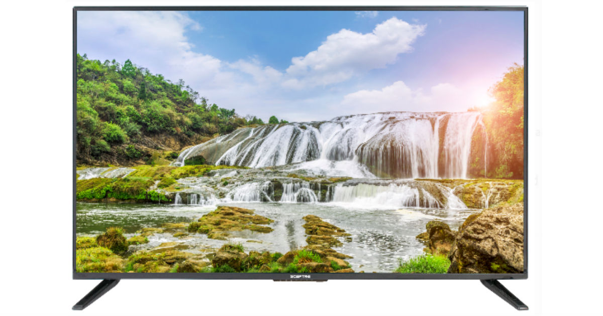 Sceptre 32-in TV ONLY $88...