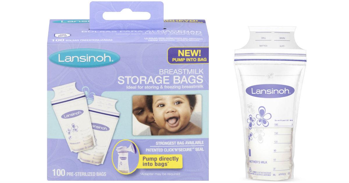 Lansinoh Breastmilk Storage Ba...