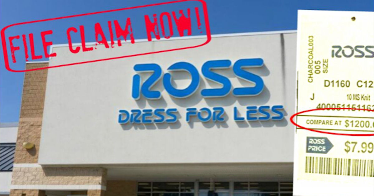 Ross Class Action Settlement - LAST DAY - Free Product Samples