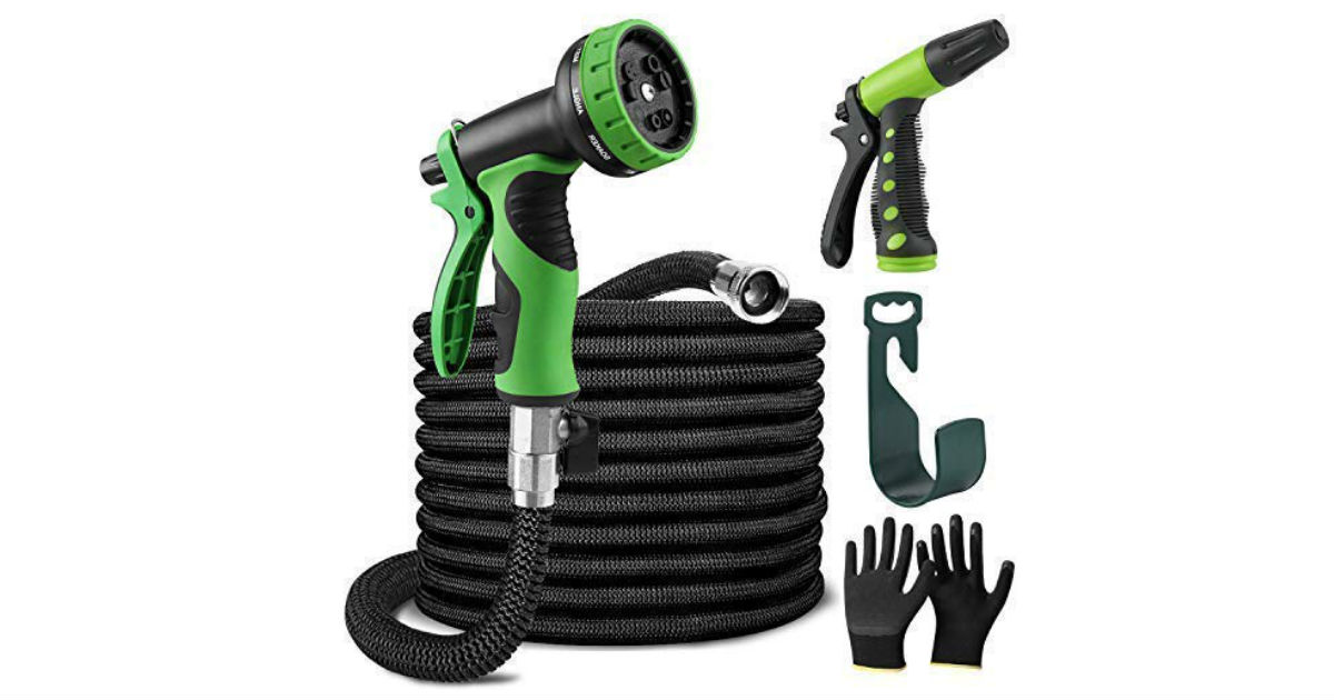 Ultimate Garden Hose Kit ONLY $19.99 on Amazon (Reg. $40)