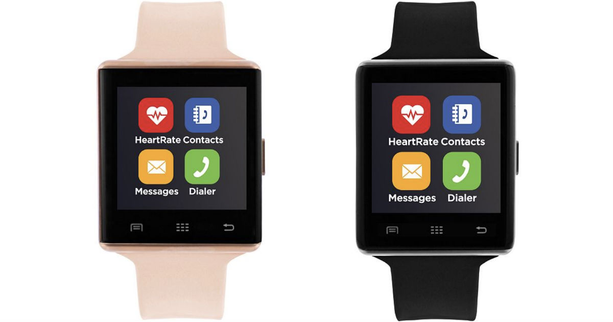 iTouch Air 2 Smartwatch ONLY $...