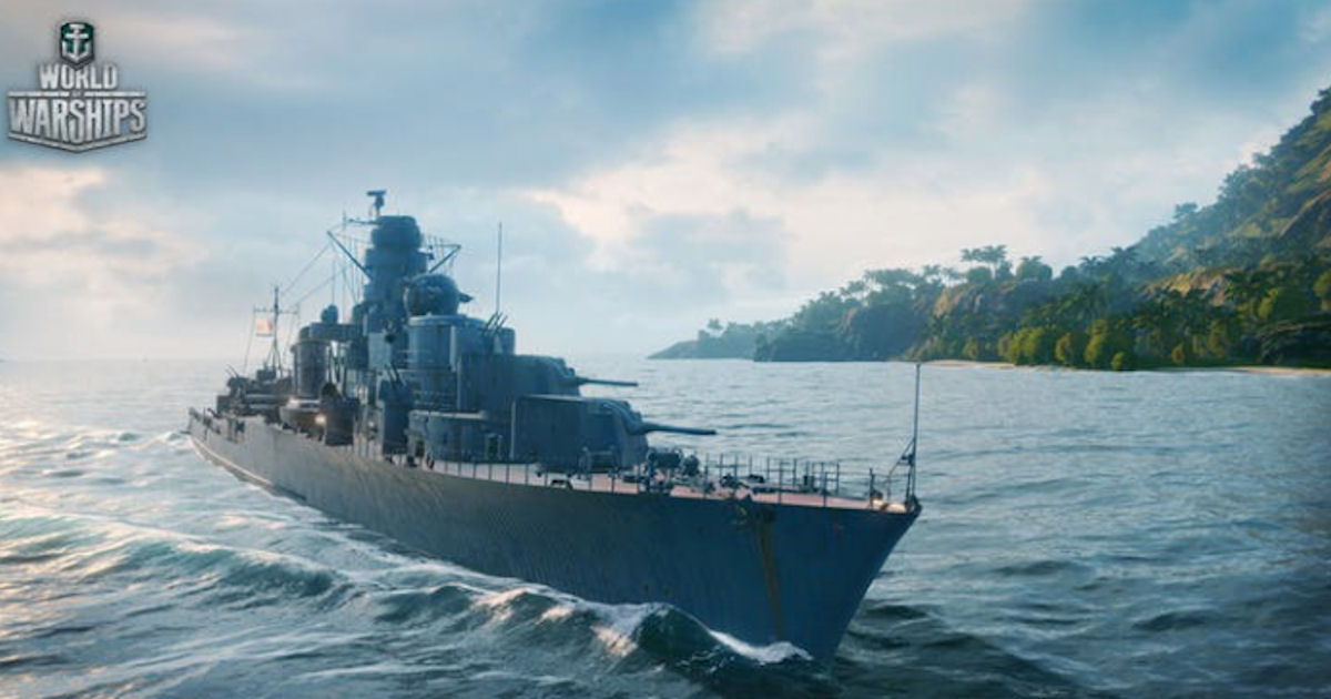 Free World of Warships Humble Pack PC Game Download - Free