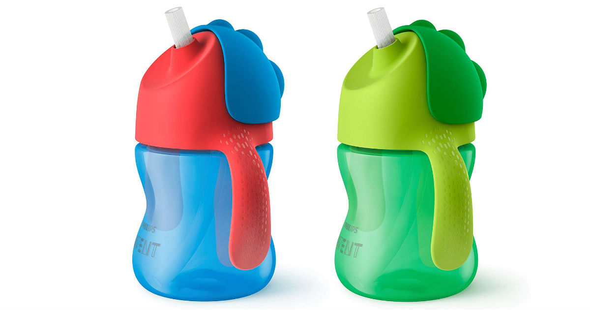 Philips Avent My Bendy Straw Cup ONLY $2.88 on Amazon