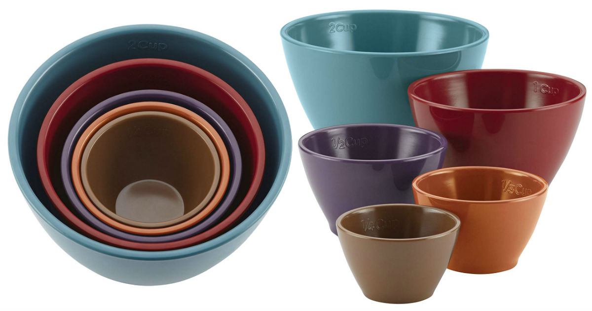 Rachel Ray Cucina Nesting Measuring Cup ONLY $10.49 on Amazon