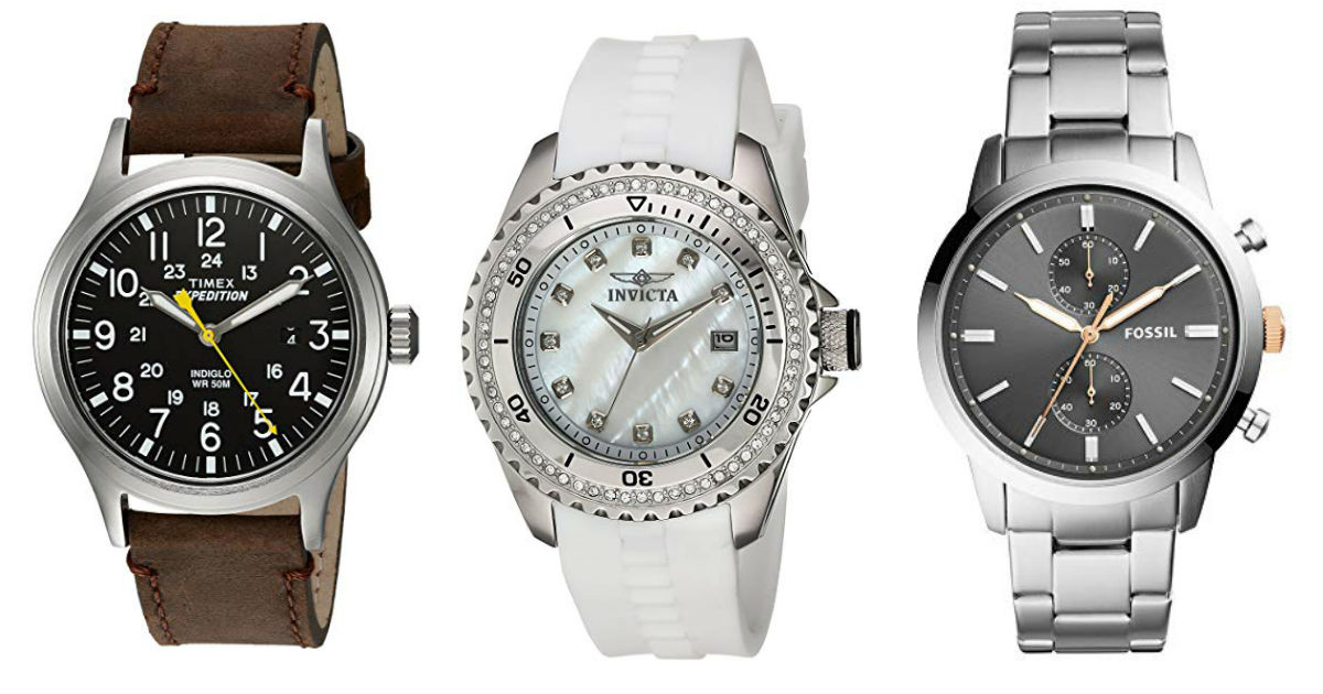 Today Only: Save up to 40% off Watch Gifts for Valentine's Day