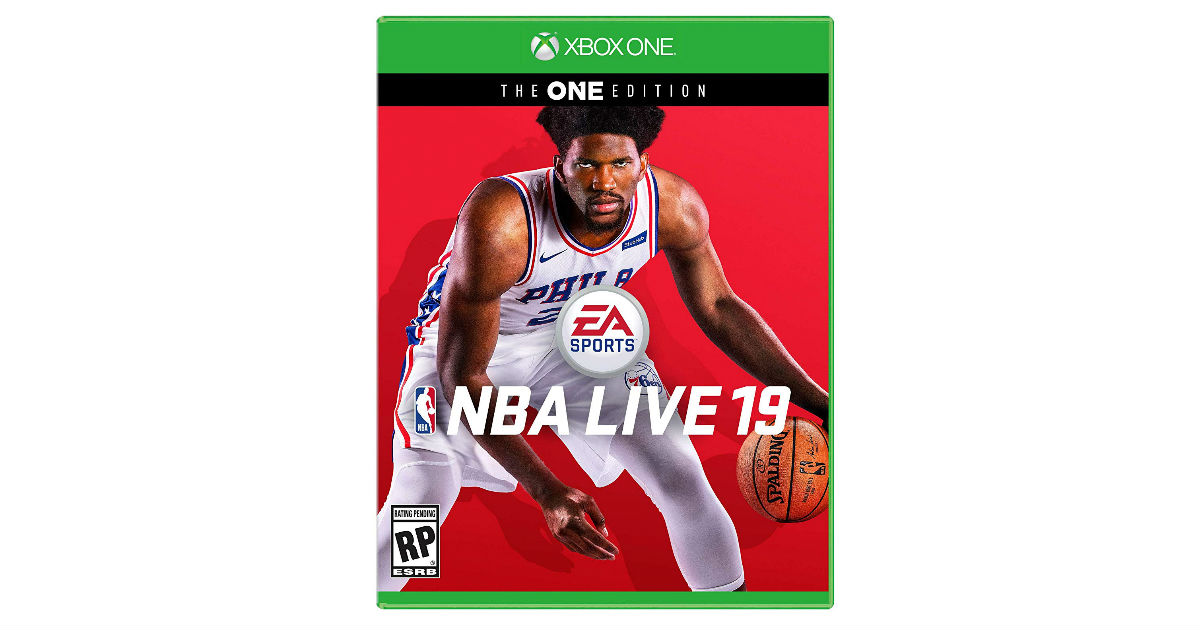 NBA Live 19 for Xbox One ONLY $14.98 (Reg. $30)